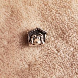 Dog House Pandora Charm
